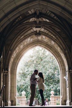 gorgeous engagement session at princeton university. Photo by Charmi Pena Photography.