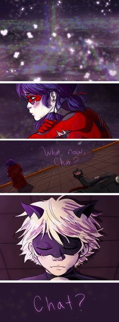 What Now comic by Clovercard on DeviantArt