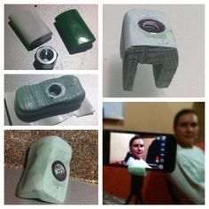 #DIY iPhone epoxy tripod mount