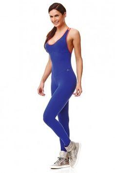 Macacão Suplex Fresh - Caju Brasil 5961178 Dani Banani Fashion Fitness