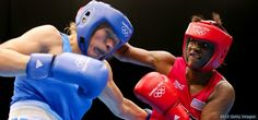 Claressa Shields made history on Thursday as the first American woman to win an Olympic gold medal in boxing.