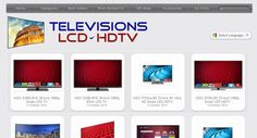 Popular HD TV and MultiMedia store. 100% Automated Amazon Income. No reserve price auction - your first bid can win ! Enjoy ! BIN buyer will get 6 months FREE hosting account !