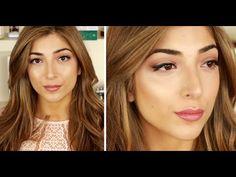 Strobing Makeup Tutorial | Amelia Liana