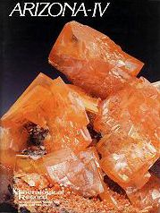 The Mineralogical Record Vol. 14 No. 2 - Wulfenite, Old Yuma mine, Pima County, Arizona
