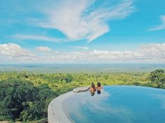 Each room features a deck with a private, heated plunge pool. The property includes lagoons, organic gardens, a waterfall, and a spa. Wildlife viewing is great here as well. - give back in luxury - Hands Up Holidays.