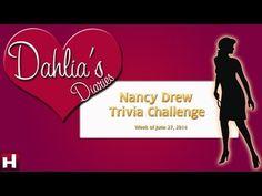 The Nancy Drew Trivia Challenge: Cathy vs. Nik - YouTube