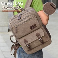 >>>Cheap Price GuaranteeSquirrel fashion canvas solid casual vintage large capacity travel bag hipster quality computer package men's daily backpacksSquirrel fashion canvas solid casual vintage large capacity travel bag hipster quality computer package men's daily backpacksSale on...Cleck Hot Deals >>> http://id608192457.cloudns.ditchyourip.com/2023996595.html images