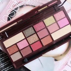 I Heart Makeup Chocolate Rose Gold Eyeshadow Palette
