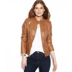 Black Friday Women'S Slim Fit Genuine Lambskin Leather Motorcycle Jacket # Ns001