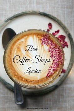 A huge number of independent coffee shops have opened in London in the last few years, mostly owing to the global trendiness of coffee.
