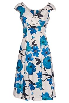 """retro dress - for my """"Mad Men"""" housewife days. . ."""