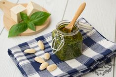 Pesto+alla+genovese+vegan