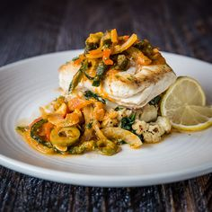 red snapper, malanga puree, baby spinach, veracruzana sauce Red Snapper, Weekly Specials, Baby Spinach, Shrimp, Fish, Meat, Pisces