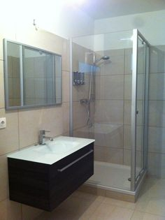 Wohnen in Seiersberg - Riegler und Partner KÄRTNERSTRASSE 533 Seiersberg - Wohntraum Partner, Corner Bathtub, Bathroom, Real Estate, Homes, Washroom, Bath Room, Bath, Bathrooms