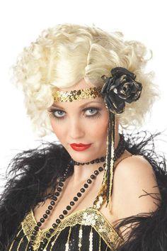 1920 s flapper makeup blonde to download 1920 s flapper makeup blonde ...