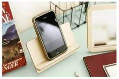 wooden cell phone holder - Bing Images