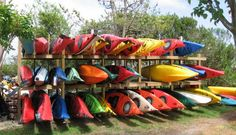 Kayak rentals...MUST HAVE