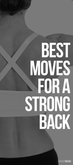 5 moves for a strong back!