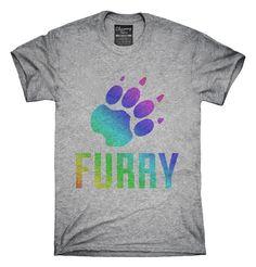 Furry Pride T-shirts, Hoodies,