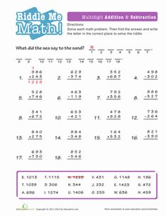 Printables Puzzle Time Math Worksheets puzzle time math worksheets versaldobip davezan