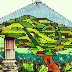 Treehouse. Inner West. Sydney.
