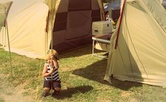 幼児(2歳)と父親が2人で子連れキャンプする方法