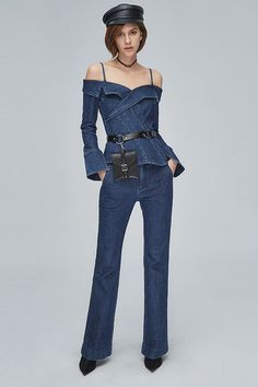 fall-winter - Miss Sixty Miss Sixty, Bell Bottoms, Bell Bottom Jeans, Overalls, Fall Winter, Pants, Shopping, Fashion, Trouser Pants
