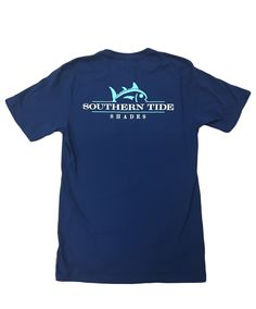 Our friends at Southern Tide showed us some love with this T-Shirt! Available exclusively at Shades!