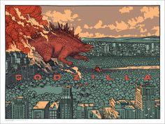 Jared Muralt, Godzilla