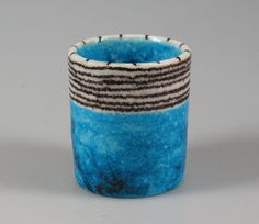Guido Gambone vase