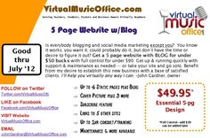 Monetizing the Band Blog http://www.virtualmusicoffice.com/monetizing-the-band-blog/