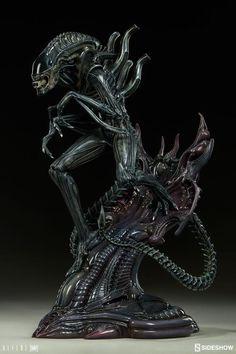 Aliens Alien Warrior Statue