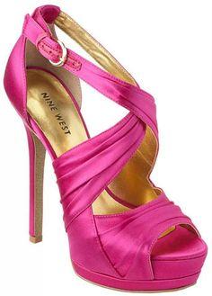 Fuschia Ellie Shoes Womens 431 Sterling Sandal