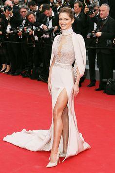 Cheryl Fernandez-Versini. Cannes Film Festival 2015