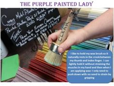 Waxing Tips from The Purple Painted Lady