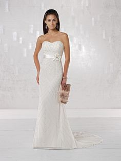 like the material, dont love anything, doesnt wow me  Style No. 231222 - Kathy Ireland Spring 2012
