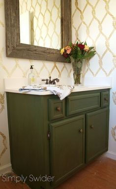 Celine Double Sink Modern Bathroom Vanity Furniture Cabinet - How to paint bathroom cabinets like a pro
