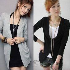 Hot Women's Casual Long Sleeve Knitwear Jumper Cardigan Long Coat Jacket Sweater | http://www.cbuystore.com/page/viewProduct/10070299 | United States