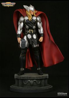 Thor - Marvel Collectible  Series - Size: 15 Inch