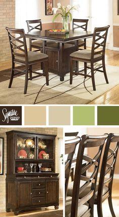 Wood Dining Room Furniture