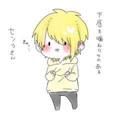 埋め込み Neko Boy, Fanart, Vocaloid, Art Pictures, Chibi, Pikachu, Anime, Fandoms, Kawaii