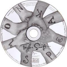 Caratula Cd de Taylor Swift - Speak Now