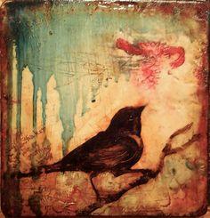 "Saatchi Online Artist Dan Addington; Mixed Media, ""Veiled Winds"" #art"