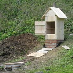 How to Build a Smokehouse In Your Backyard (with Pictures) - Ask a Prepper