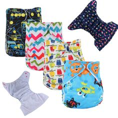 free shipping 2016 fashion color snap reusable washable baby cloth diaper nappies nappy diapers cover all in one size 21colors