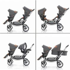 Leebruss Offers A Sleek Double Stroller : Growing Your Baby