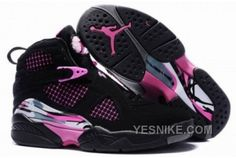 http://www.yesnike.com/big-discount-66-off-air-jordan-8-retro-ls-pour-hommes-noir-rose.html BIG DISCOUNT! 66% OFF! AIR JORDAN 8 RETRO LS POUR HOMMES NOIR/ROSE Only $85.00 , Free Shipping!