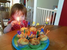 If necessity is the mother of invention, then needing to go shopping is the mother of new recipes. It's my daughter's birthday today an. Gluten Free Baking, Gluten Free Recipes, New Recipes, Pudding Cupcakes, Bisquick Recipes, Homemaking, Sweet Stuff, 2nd Birthday, Free Food