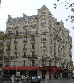 24 Place Étienne-Pernet, Paris   ... - Photo of Paris-XVe, place Etienne-Pernet 24 (Alfred Wagon 1905