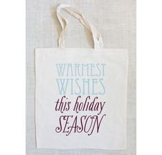$10 holiday tote